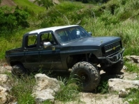 2WD to 4X4